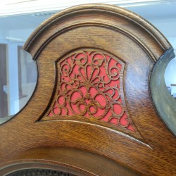 Oak pagoda Fretwork